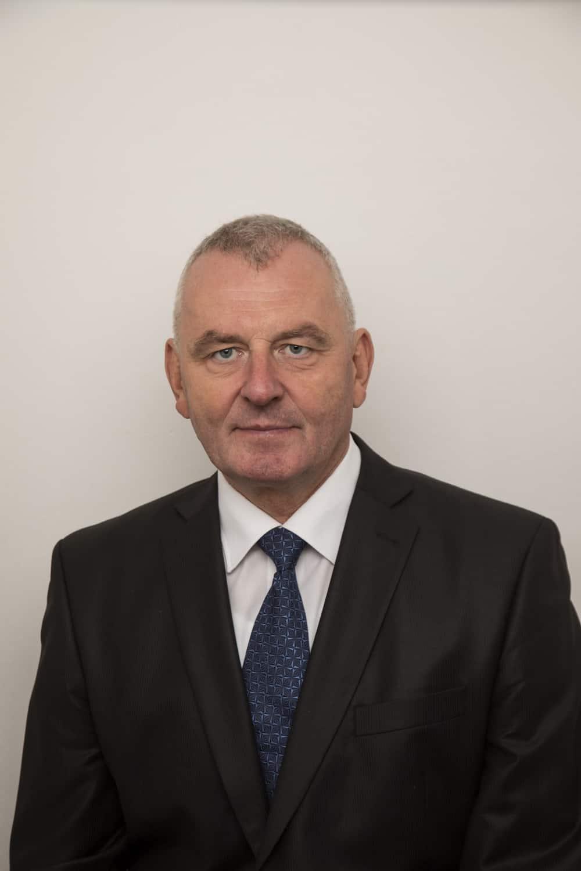 Dr.h.c. prof. Ing. Pavel NEČAS, PhD., MBA